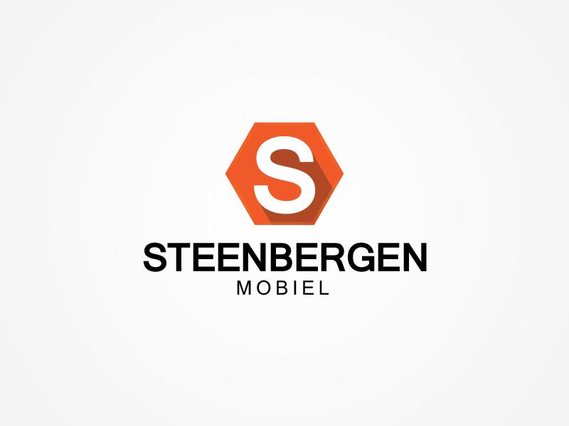 Logo ontwerp Steenbergen Mobiel