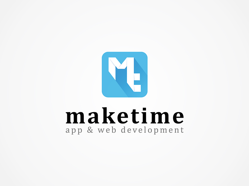 Logo ontwerp Make Time